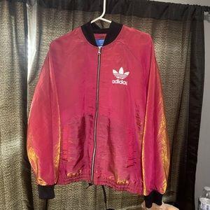 Adidas x Rita Ora Reflective Jacket